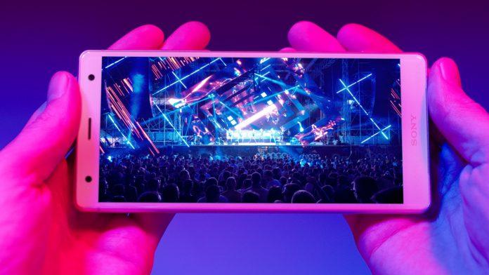 El Sony Xperia XZ2 es el actual equipo de gama alta de la compañía japonesa.