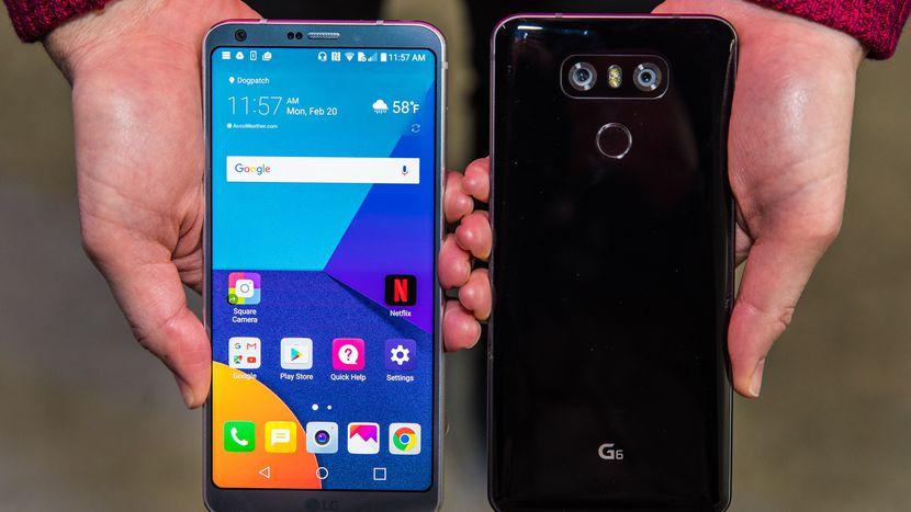 Desbloquear Smartphone LG