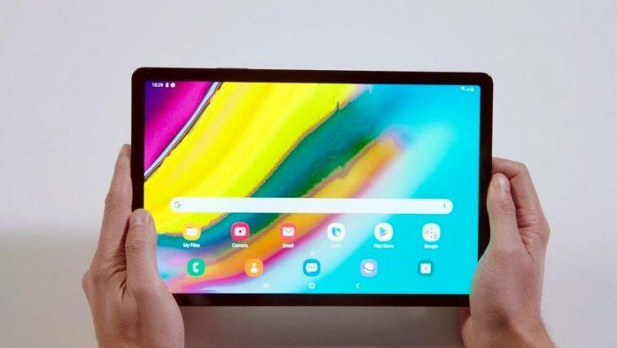 Samsung Galaxy Tal S5e