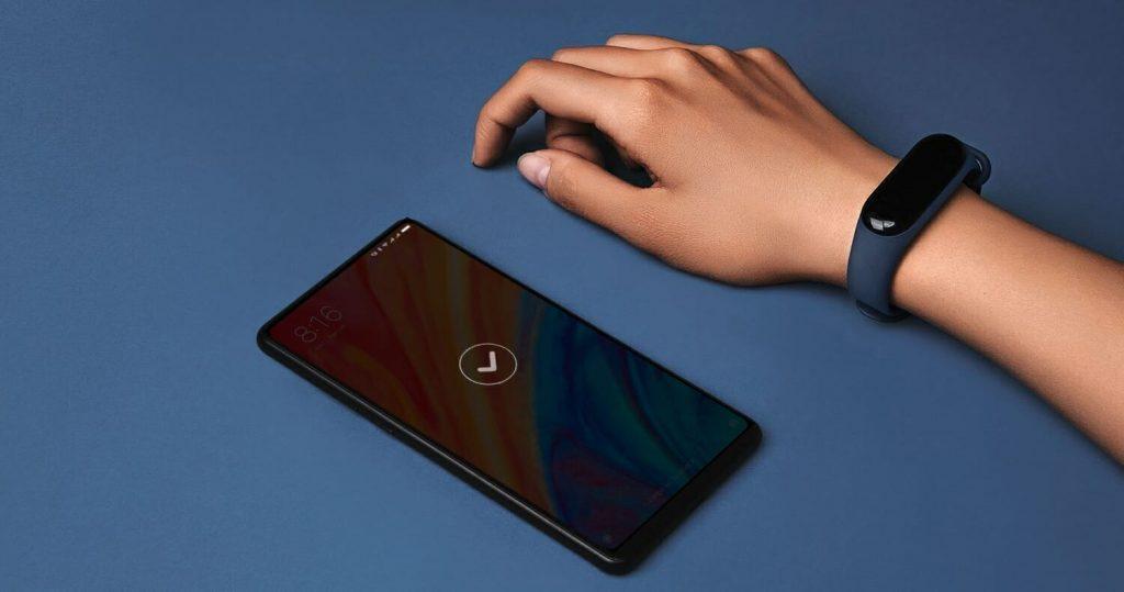 Xiaomi Mi Baand 4