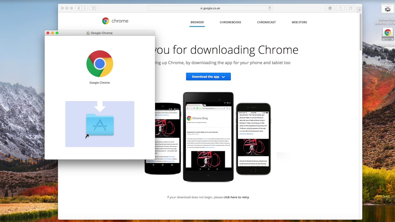 Razones para NO usar Chrome en Mac - Clon Geek