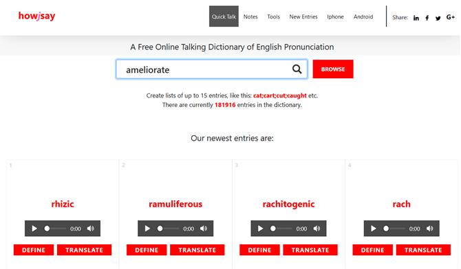 aplicaciones para mejorar la pronunciación del inglés