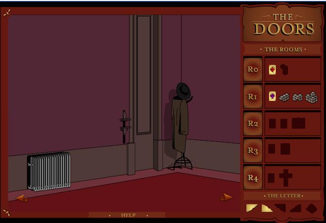 juegos en línea de Escape the Room