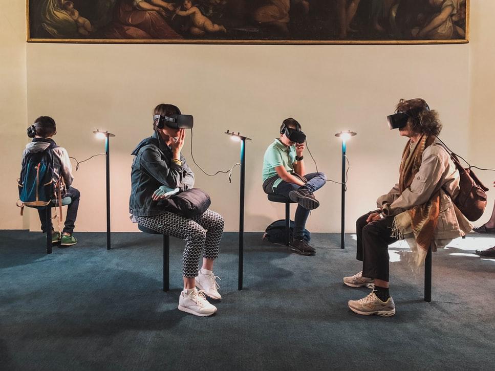 aplicaciones de realidad virtual