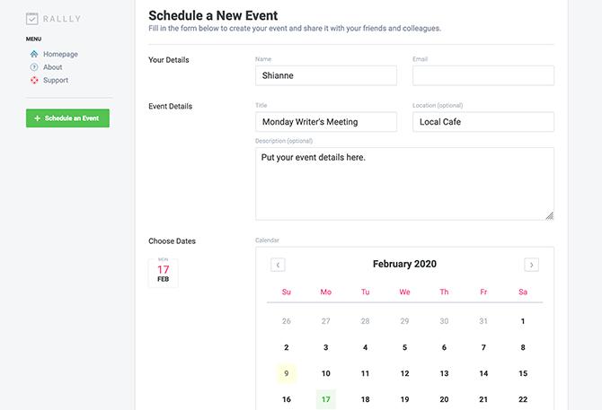 herramientas y apps para programar reuniones