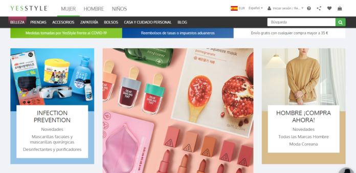 sitios de compras chinos con envío a España