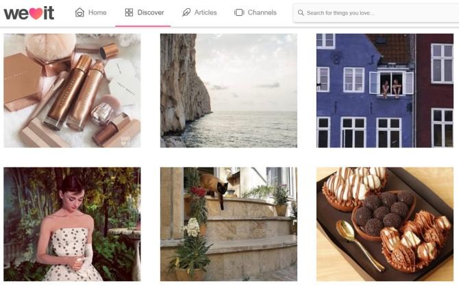alternativas a Pinterest