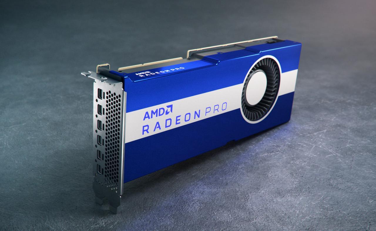 Radeon Pro VII