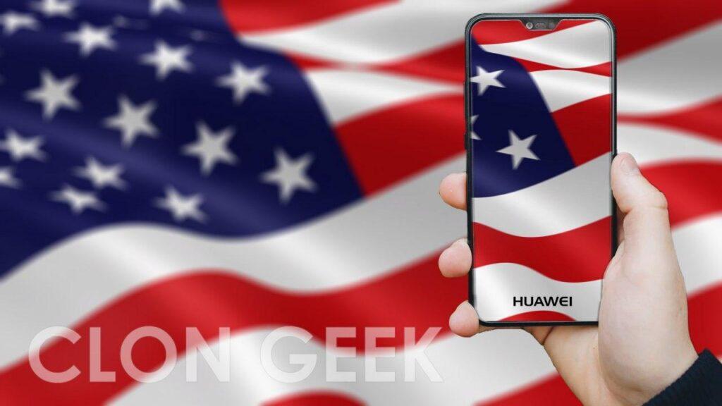 Samsung y Huawey