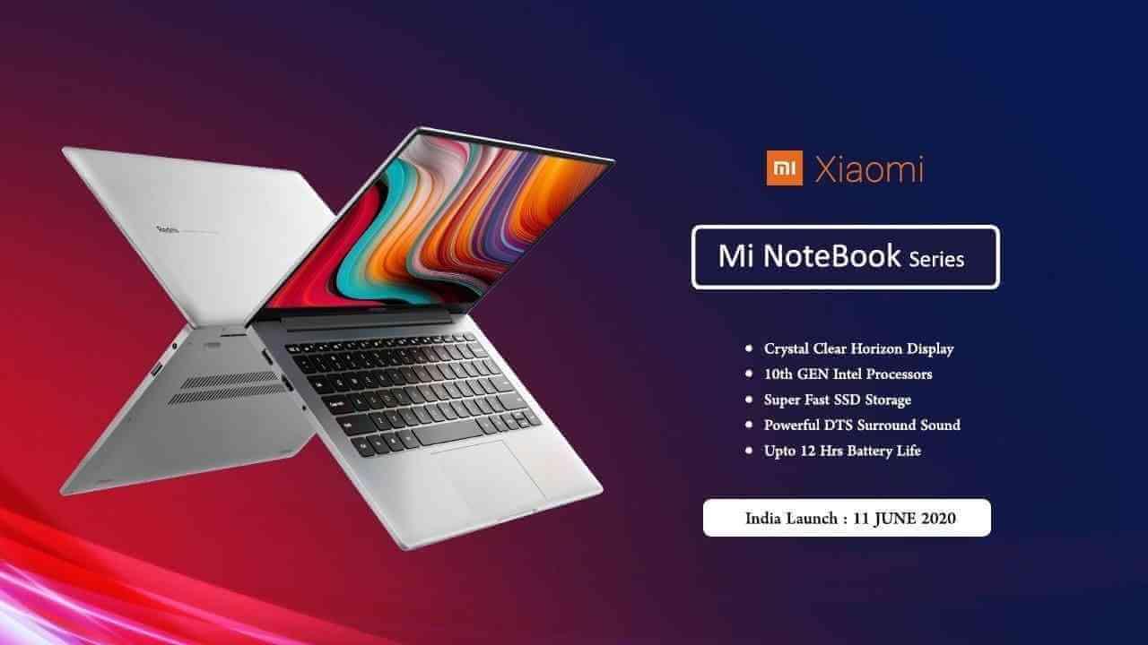 Mi Notebook Pro 15