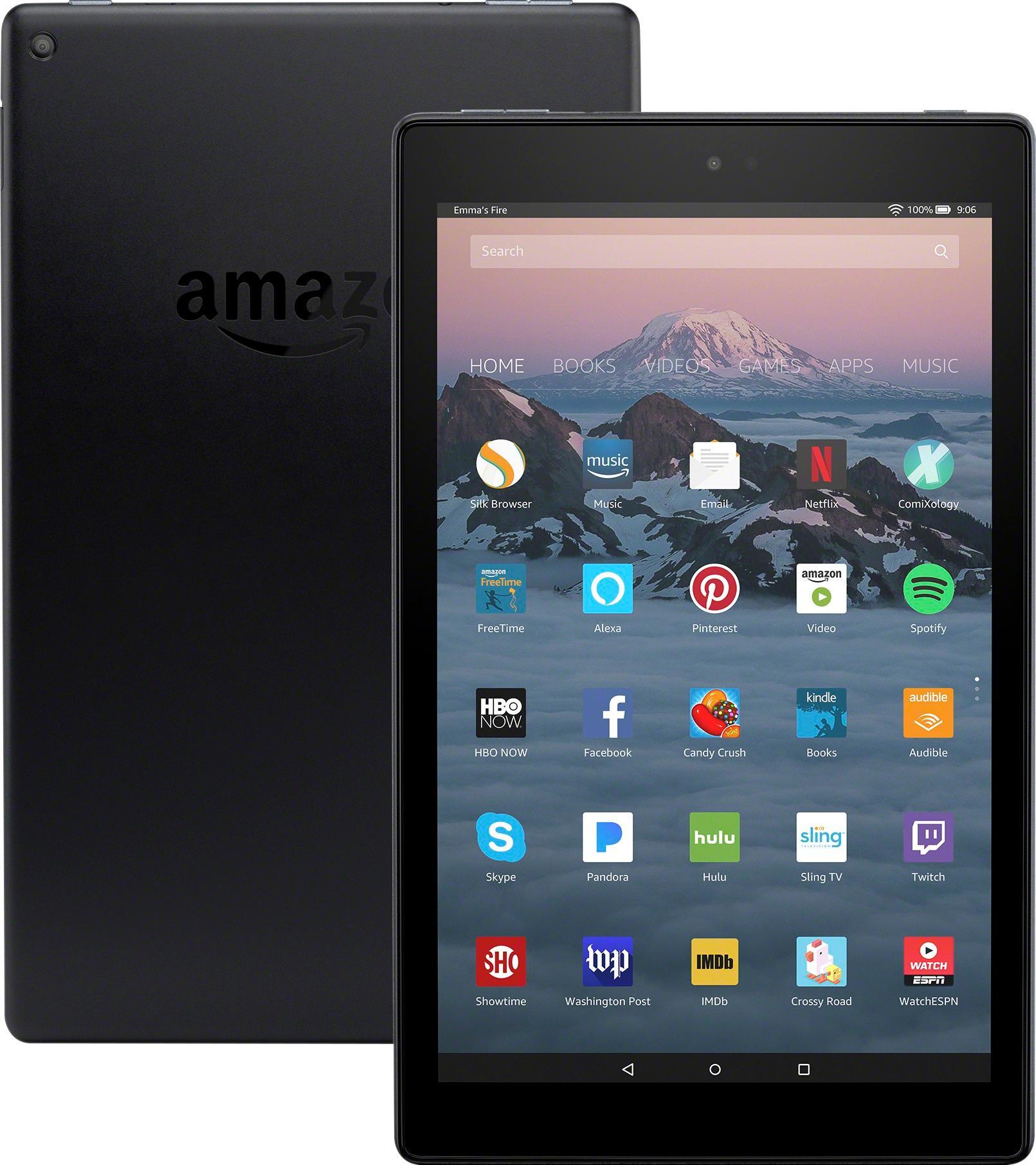 Amazon Fire HD