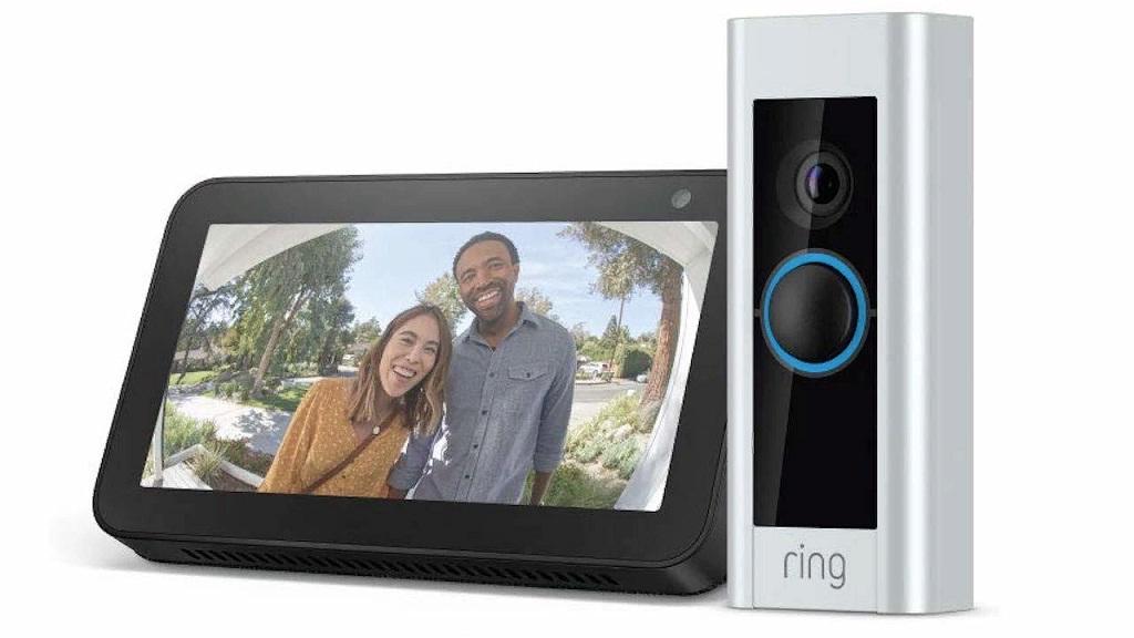 Alexa en Ring Video Dorbell Pro