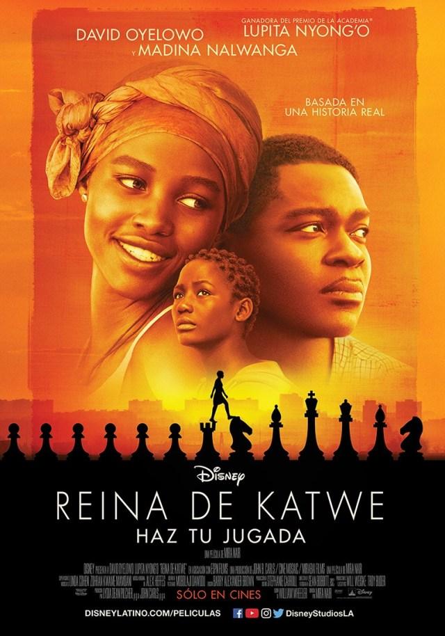 La reina de Katwe (2016)