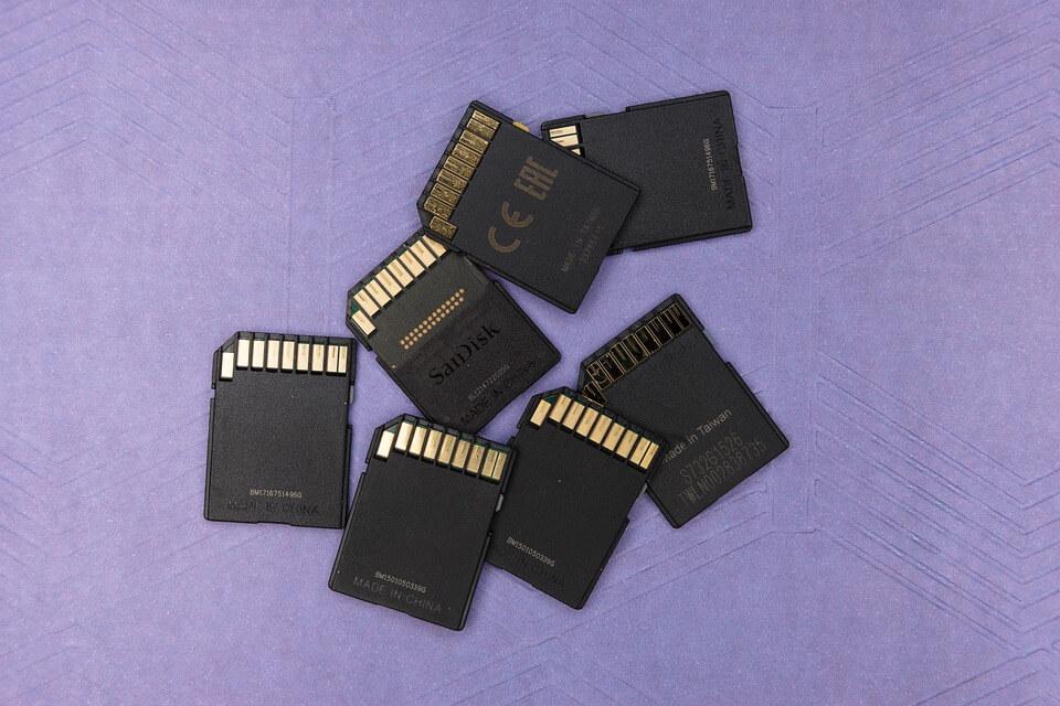 el ordenador no reconoce la tarjeta SD
