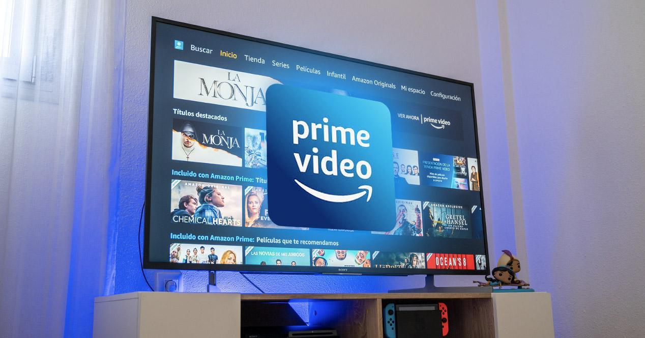 Amazon Prime Video no se reproduce