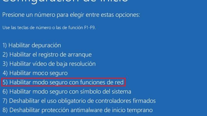 solucionar error 0xC1900101 en Windows 10